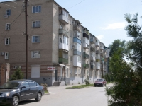 Taganrog, Lermontovsky alley, house 19. Apartment house