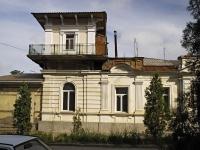 переулок Лермонтовский, дом 14. поликлиника