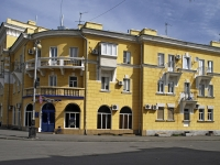 Taganrog, Oktyabrskaya sq, house 2. Apartment house