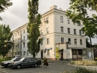 Taganrog, sq Oktyabrskaya, house 2. Apartment house