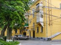 Taganrog, Oktyabrskaya sq, house 4. Apartment house