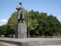 Таганрог, площадь Октябрьская. памятник В.И. Ленину