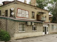 Таганрог, улица Петровская, дом 23. жилой дом с магазином