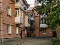 Taganrog, Petrovskaya st, house 33. Apartment house