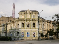Таганрог, улица Петровская, дом 40. колледж ГОУ СПО «Таганрогский политехнический колледж»