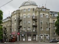 Таганрог, улица Петровская, дом 35. многоквартирный дом
