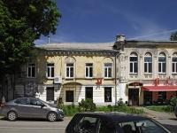 Таганрог, переулок Тургеневский, дом 10. многоквартирный дом