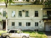 переулок Тургеневский, дом 12. памятник архитектуры Дом Рубанчика