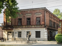 Taganrog, Frunze st, house 10. sample of architecture