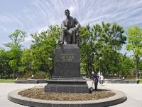 Taganrog, monument А.П.ЧеховуChekhov st, monument А.П.Чехову