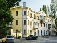 Taganrog, st Lenin, house 222В. Apartment house with a store on the ground-floor
