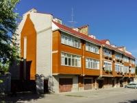 Таганрог, улица Октябрьская, дом 7А. многоквартирный дом