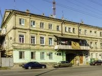 Таганрог, улица Октябрьская, дом 35. многоквартирный дом