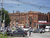 Taganrog, square Vosstaniya, house 1. railway station