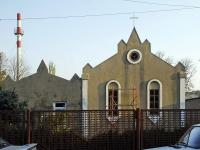 Azov, church адвентистов седьмого дня, Bezymyanny alley, house 9А