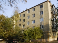 Azov, Bezymyanny alley, house 12. Apartment house