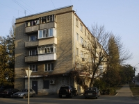 Azov, Bezymyanny alley, house 13. Apartment house