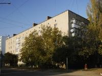 Azov, Dimitrov alley, house 34. Apartment house