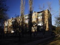 Азов, Зои Космодемьянской проспект, дом 70. многоквартирный дом