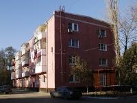Азов, Зои Космодемьянской проспект, дом 81А. многоквартирный дом