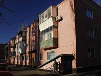 Азов, Зои Космодемьянской проспект, дом 81. многоквартирный дом
