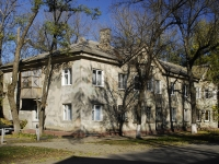 Azov, Zoi Kosmodemianskoy avenue, house 82. Apartment house
