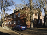 Azov, Zoi Kosmodemianskoy avenue, house 83. Apartment house
