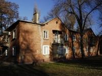 Азов, Зои Космодемьянской проспект, дом 84. многоквартирный дом