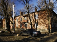 Azov, Zoi Kosmodemianskoy avenue, house 87. Apartment house