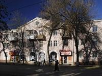 Азов, Зои Космодемьянской проспект, дом 88. многоквартирный дом