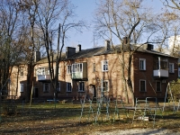 Azov, Zoi Kosmodemianskoy avenue, house 93. Apartment house