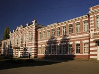 Azov, school №1, Mira st, house 2