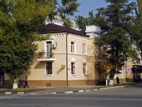 Azov, Mira st, house 15. Apartment house