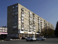 Azov, Mira st, house 19/31. Apartment house with a store on the ground-floor