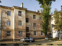 Azov, Mira st, house 24. Apartment house