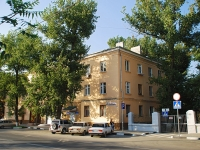 Azov, Mira st, house 28. Apartment house