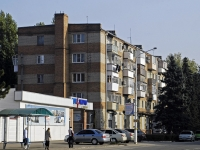 Azov, Mira st, house 37. Apartment house