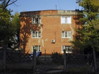 Azov, Komsomolskaya st, house 11. Apartment house