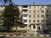 Azov, Krasnoarmeysky alley, house 59. Apartment house