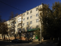 Azov, Krasnoarmeysky alley, house 76. Apartment house
