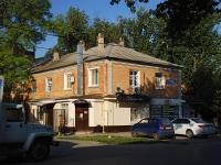 Азов, Красноармейский переулок, дом 77. многоквартирный дом