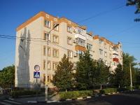Азов, Красноармейский переулок, дом 87. многоквартирный дом