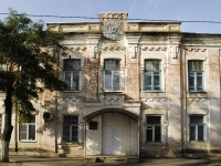 Azov, Krasnoarmeysky alley, house 88. Apartment house