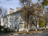 Azov, Krasnoarmeysky alley, house 92. Apartment house