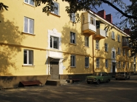 Azov, Krasnoarmeysky alley, house 96. Apartment house