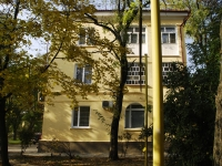Азов, Красноармейский переулок, дом 98. многоквартирный дом