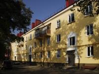 Азов, Красноармейский переулок, дом 96. многоквартирный дом