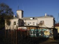 """亚速海, 管理机关 ГУ """"УПРАВЛЕНИЕ ГОЧС ГОРОДА АЗОВА РО"""" , Krasnoarmeysky alley, 房屋 97"""