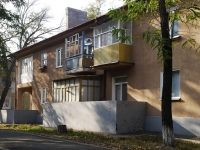 Azov, Krasnoarmeysky alley, house 100. Apartment house