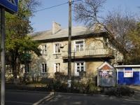 Азов, Красноармейский переулок, дом 102. многоквартирный дом